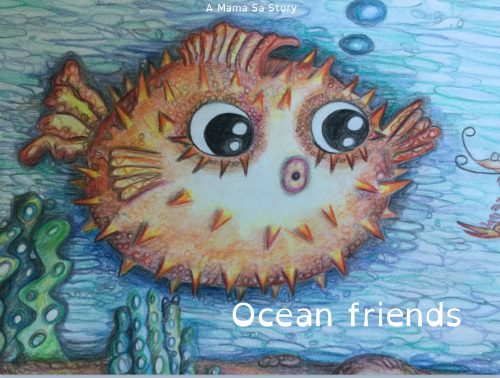 Cover of eBook ocean friends