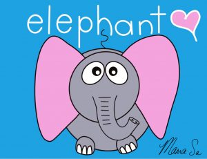 Cover elephant eBook